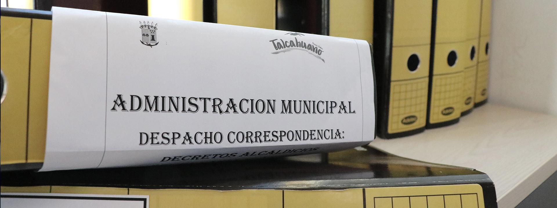 Administración Municipal