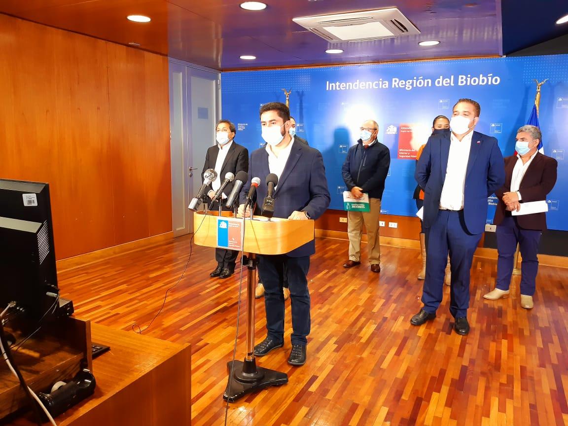 Talcahuano recibe más de mil millones de pesos para contrarrestar baja de ingresos y combatir Covid 19