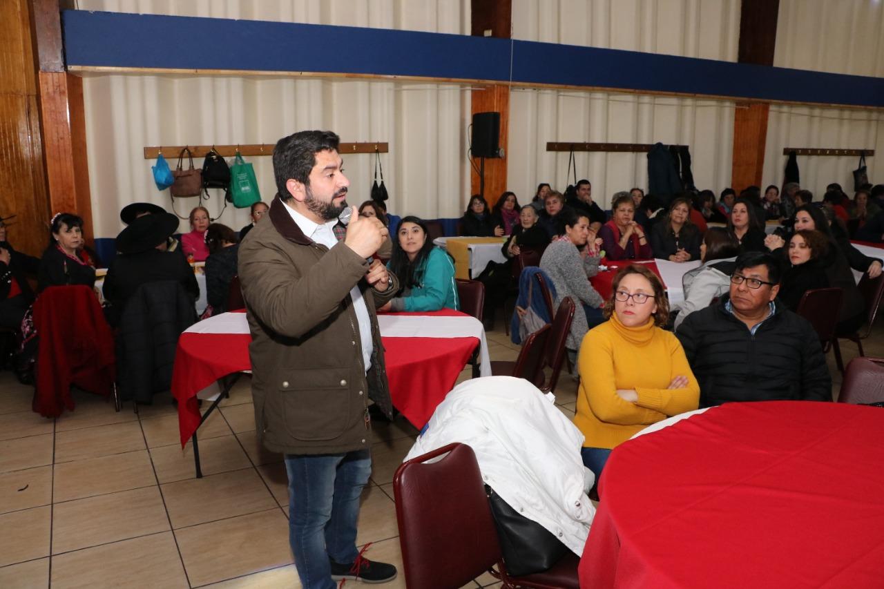 Inclusión: Talcahuano lanza 15 talleres para personas con discapacidad