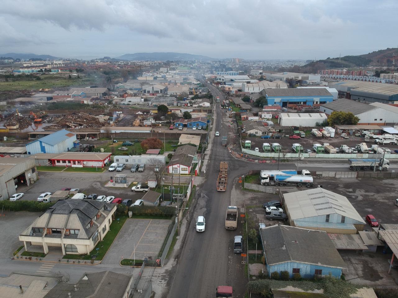 Obras de mejoramiento en Jaime Repullo alcanzan el 57% de avance