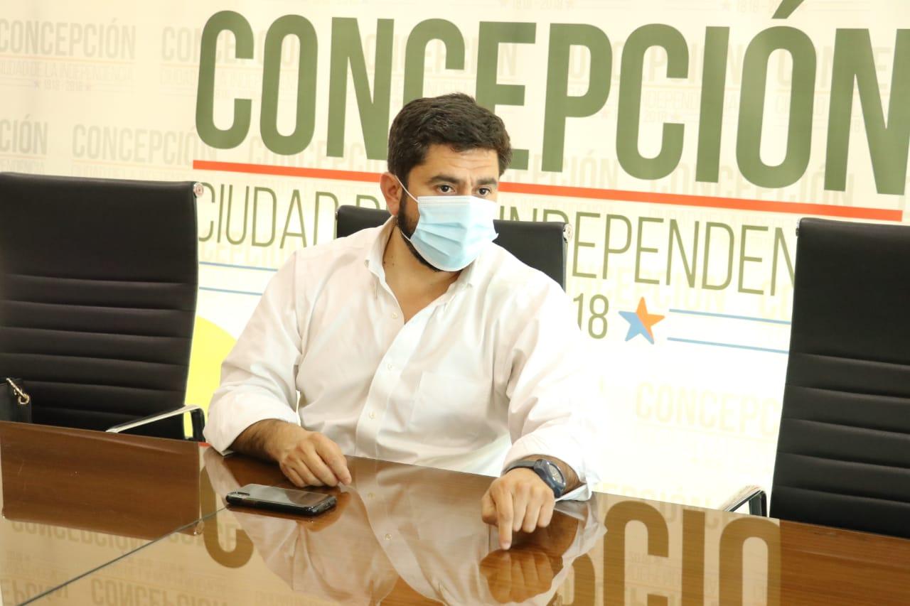 Alcaldes de Talcahuano y Concepción solicitan en conjunto medidas más drásticas para controlar la emergencia sanitaria
