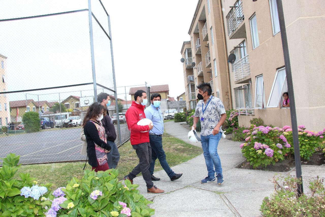 Condominio Jardines del Sol será reparado gracias a inversión cercana a $300 millones