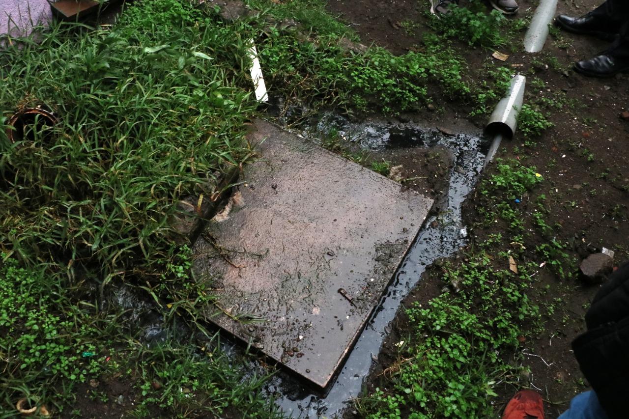 Concejo Municipal aprueba adjudicación de proyecto que mejorará colector de aguas servidas en Leonor Mascayano