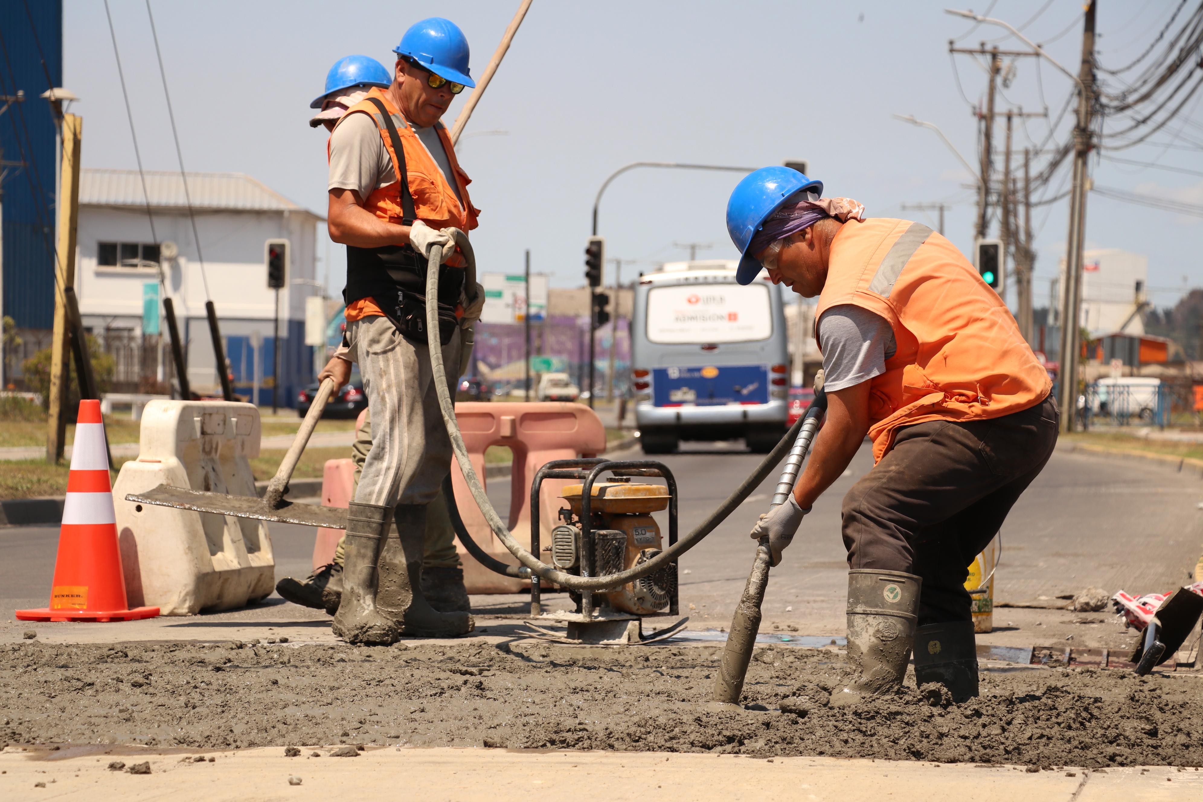 Aprueban todos los proyectos de pavimentación participativa de Talcahuano para 2020